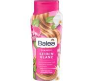 Шампунь Balea для пошкодженого волосся франджіпані і перли 300 мл