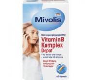 Вітамінний комплекс Mivolis DM Vitamin B complex 60 шт
