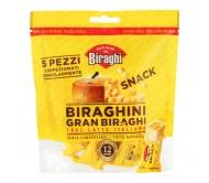 Сир Biraghi Snack (типу пармезан) 6 шт 100 г