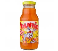 Сік Bunia морква-банан-яблуко 330 мл