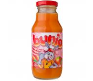 Сік Bunia морква-малина-яблуко 330 мл